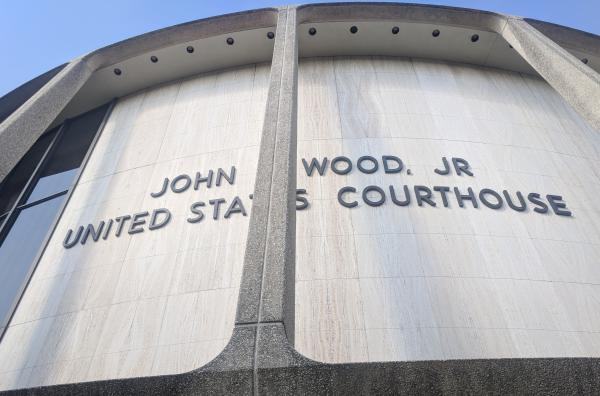 The John Wood Federal Courthouse