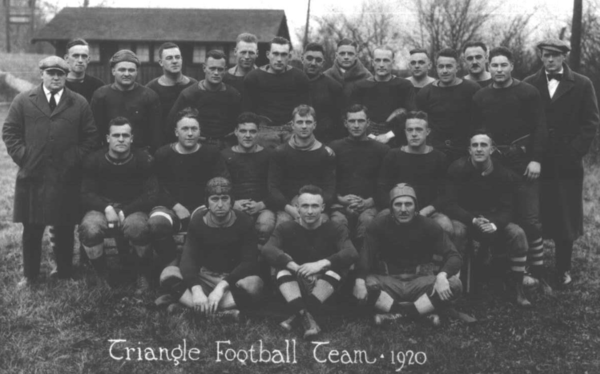 1920 Dayton Triangles