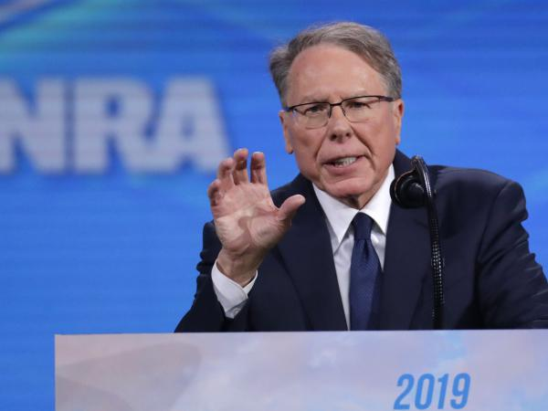 Nation Rifle Association Executive Vice President Wayne LaPierre's spending has come under scrutiny after documents were leaked detailing expensive clothing shopping trips.