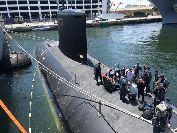 Residents can tour a nuclear submarine as part of the 29th annual Fleet Week at Port Everglades.
