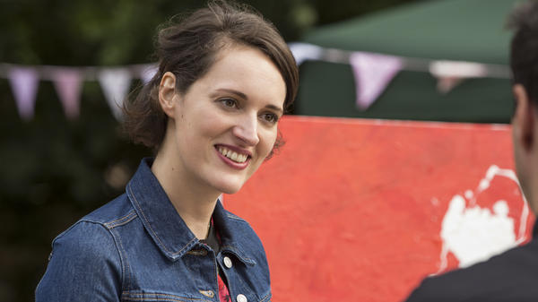 In <em>Fleabag</em>, the show's creator and writer Phoebe Waller-Bridge stars as a young Londoner struggling to make sense of sex, family and life itself.