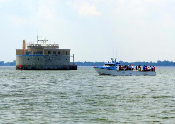 Lake Erie provides drinking water to nearly 3 million Ohioans.