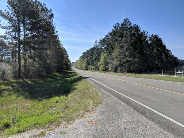 Stray too far from main arteries like Highway 59 and coverage for broadband internet and mobile phones becomes sparse in east Texas.
