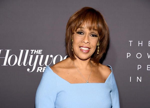 Gayle King attends the the <em>Hollywood Reporter</em>'s 9th Annual Most Powerful People In Media at The Pool on April 11 in New York City.