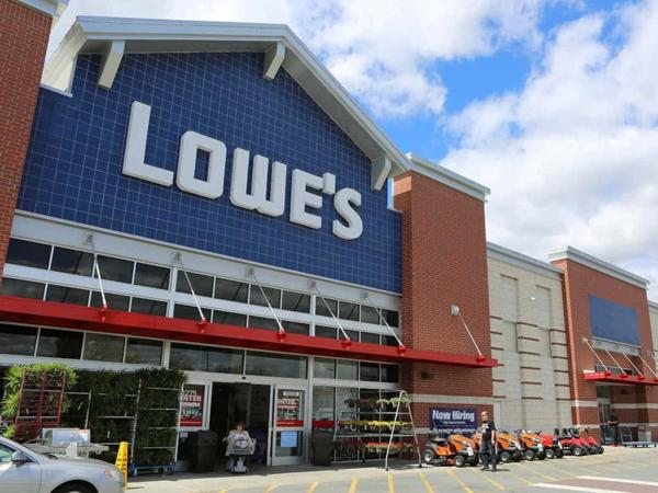 Lowe's is laying off more than 200 workers in Charlotte, according to an announcement the company made Tuesday.