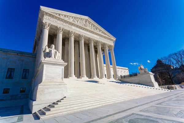 The U.S. Supreme Court ruled on an Indiana abortion law on Tuesday.