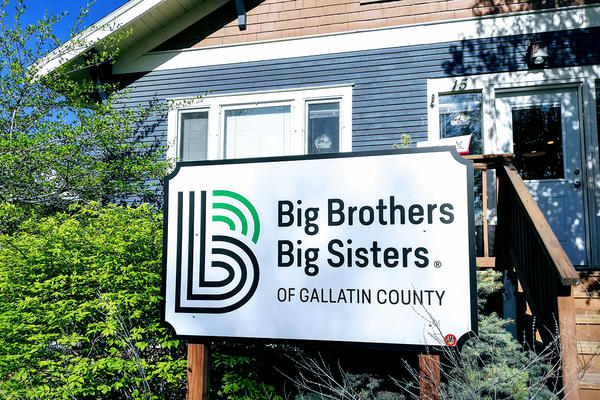Big Brothers Big Sisters of Gallatin County is based in Bozeman, Montana, May 30, 2019.