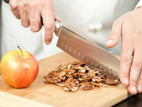 Regular nut consumers had about a 20 percent reduction in all-cause mortality, including lower death rates from heart disease and cancer, a study found.