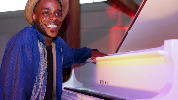 Baltimore jazz pianist Lafayette Gilchrist's new album features a song dedicated to Freddie Gray.