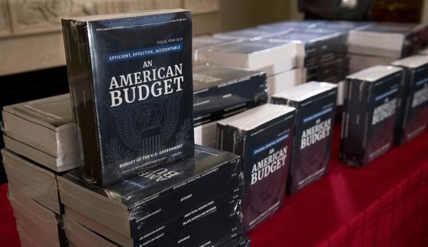 President Trump is unveiling his 2019 fiscal year budget proposal on Monday.