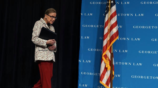 This is Justice Ruth Bader Ginsburg's third bout with cancer. In 1999, she was treated for colorectal cancer; in 2009, it was pancreatic cancer.