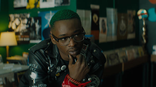 Ashton Sanders plays main character Bigger Thomas in the new film adaptation of <em>Native Son</em>, the Richard Wright novel.