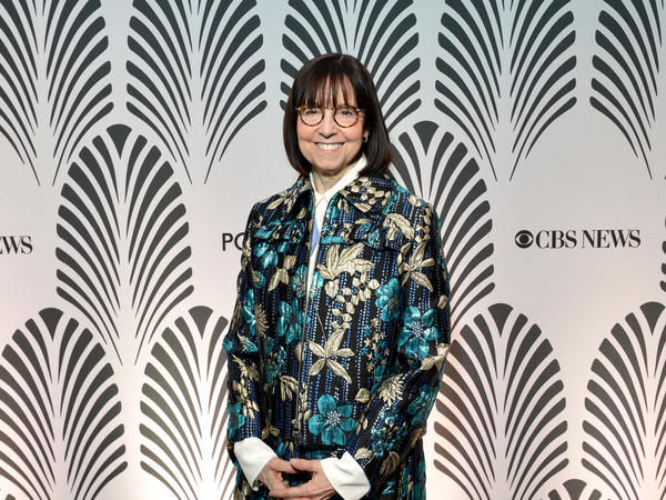 Susan Zirinsky, president of CBS News, hosts the CBS News and Politico 2019 White House Correspondents' Dinner Pre-Party at the Washington Hilton in April.