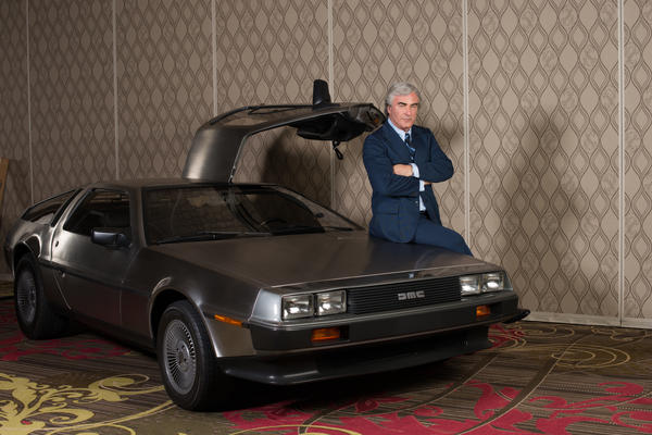 "Alec Baldwin plays the controversial automaker in the new film <em>Framing John DeLorean.</em> ""I think that John was a narcissistic and overreaching Type A guy,"" Baldwin says. ""He was one of those guys that wanted to have his own thing."""
