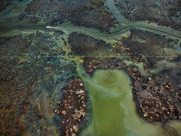 "In Nigeria's oil-rich Niger Delta, oil bunkering — the practice of siphoning oil from pipelines — has transformed parts of the once-thriving delta ecosystem into an ecological dead zone, <a href=""https://postconflict.unep.ch/publications/OEA/UNEP_OEA.pdf"">according to the U.N. Environment Programme</a>."