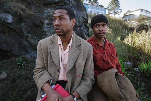 <em>The Last Black Man in San Francisco </em>stars Jonathan Majors (left) and Jimmie Fails as best friends trying to reclaim Fails' childhood home.