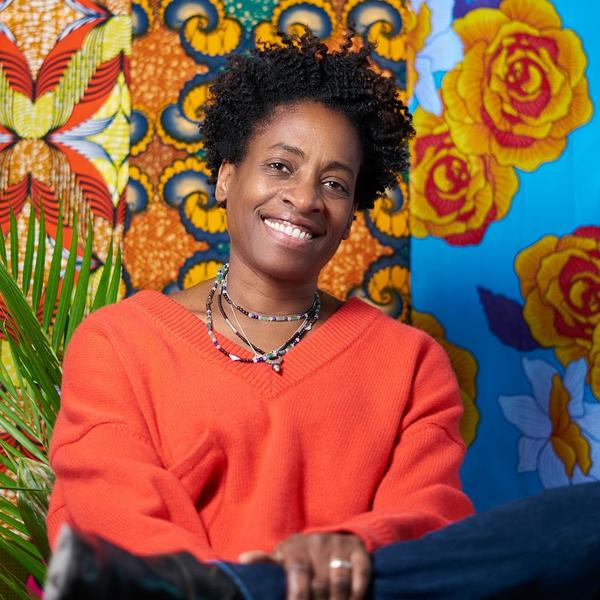 """Jacqueline Woodson is the author of """"Visiting Day."""" It's one of more than 200 books removed by prison staff from the Education Justice Project's library inside the Danville Correctional Center."""