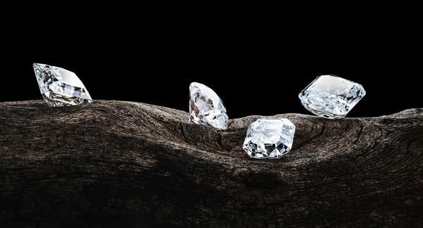 Lab-created diamonds produced by Diamond Foundry