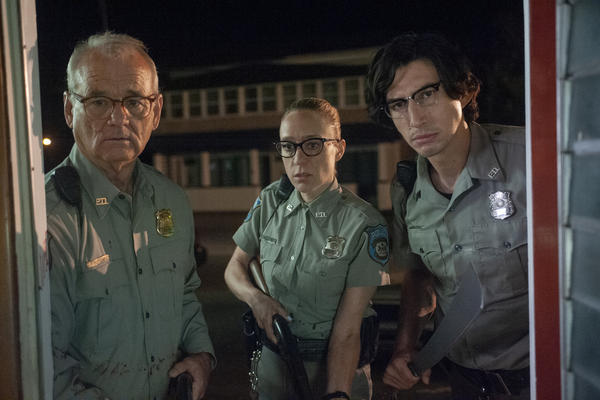 Bill Murray, Chloë Sevigny, and Adam Driver are among the all-star cast in writer/director Jim Jarmusch's <em>The Dead Don't Die.</em>