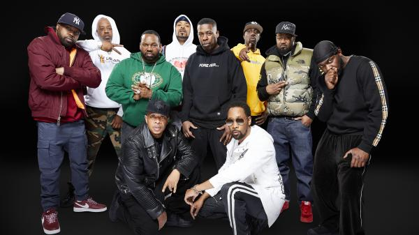 Wu-Tang Clan is set to be the first hip-hop group to headline at Nashville's Ryman Auditorium.