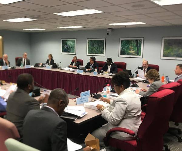 Broward County and Hollywood commissioners met on Thursday to discuss a location for a new 911 emergency communications tower.