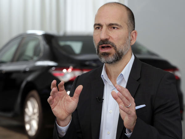 Uber CEO Dara Khosrowshahi said Tuesday that the push to increase regulations on tech companies may be warranted.