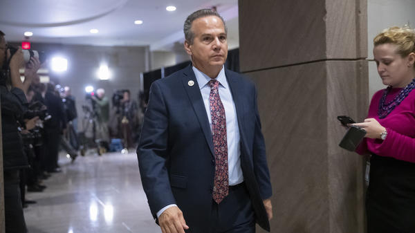 Subcommittee Chairman Rep. David Cicilline, D-R.I., co-sponsored the Journalism Competition and Preservation Act.