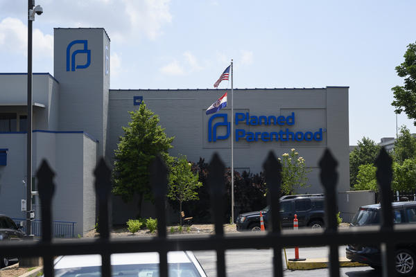 Reproductive Health Services of Planned Parenthood of the St. Louis Region is the last provider of abortion services in Missouri.