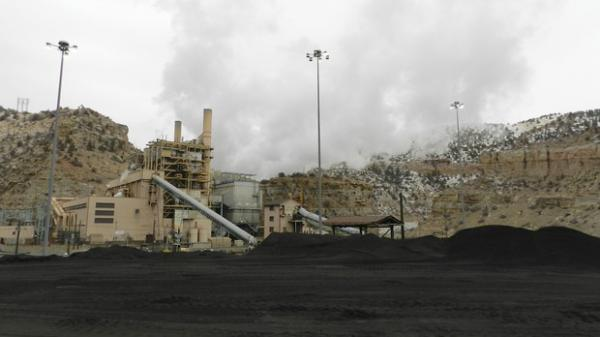 <p>PacifiCorp's Carbon Plant in Utah is one of several coal-fired power plants in the company's fleet.</p>