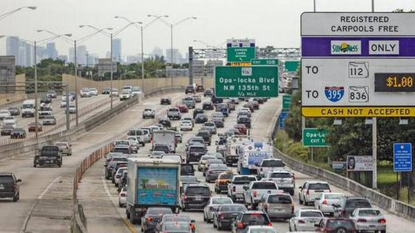 Three new toll highways that will cut through the state are in the planning stages.