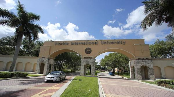 Florida International University in Miami could soon join the top tier of public schools in the state.