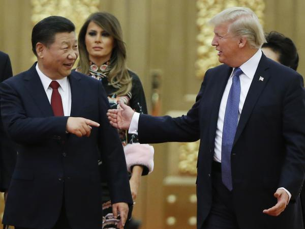 President Trump and China's President Xi Jinping are expected to talk about trade on the sidelines of the G-20 summit in Osaka, Japan, later this month.