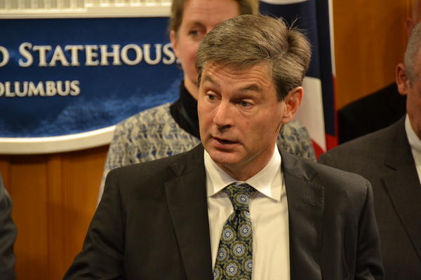Sen. Matt Dolan (R-Chagrin Falls), Senate Finance Committee chair