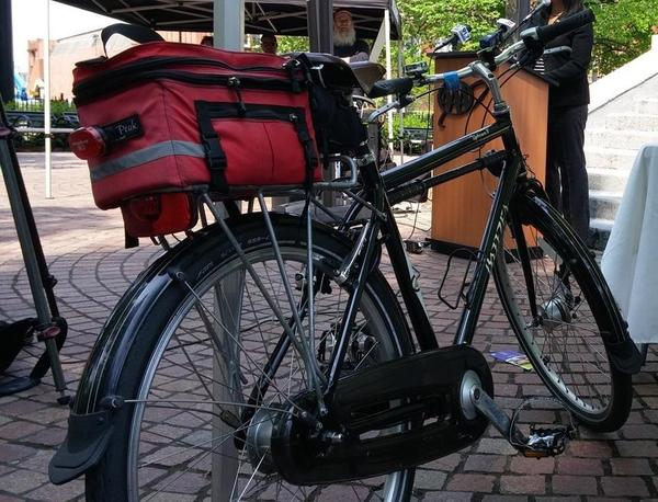 Sheri Yearian plans to promote cycling in the Kenmore neighborhood.