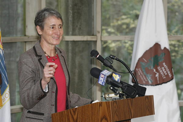 Former Interior Secretary, Sally Jewell