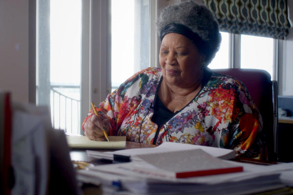 The work and impact of iconic writer Toni Morrison is surveyed in a new documentary directed by filmmaker and portrait photographer Timothy Greenfield-Sanders.