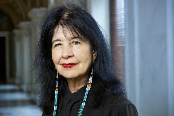 Joy Harjo will become the 23rd poet laureate of the United States, making her the first Native American to hold the position.