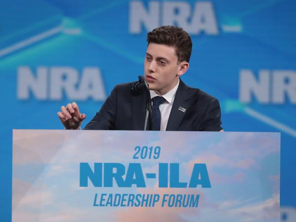 Kyle Kashuv, a student survivor of the 2018 shooting at Marjory Stoneman Douglas High School, became a nationally prominent gun-rights advocate while many of his surviving classmates instead organized to advocate for gun control.