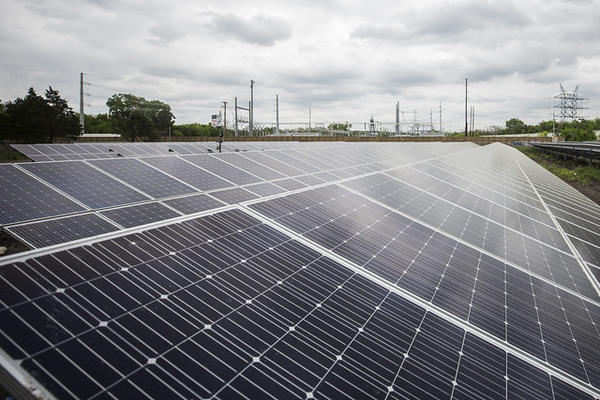 Texas ranks sixth among states when it comes to solar power production.
