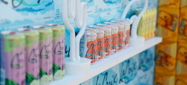 Chicago has a 5-cent tax on bottled water, but it's not supposed to be imposed on purchases of vitamin-infused, caffinated, flavored and/or sparkling water, such as LaCroix.