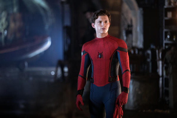 In <em>Spider-Man: Far From Home, </em>Peter Parker (Tom Holland) goes on a European vacation, but can't catch a break<em>. </em>