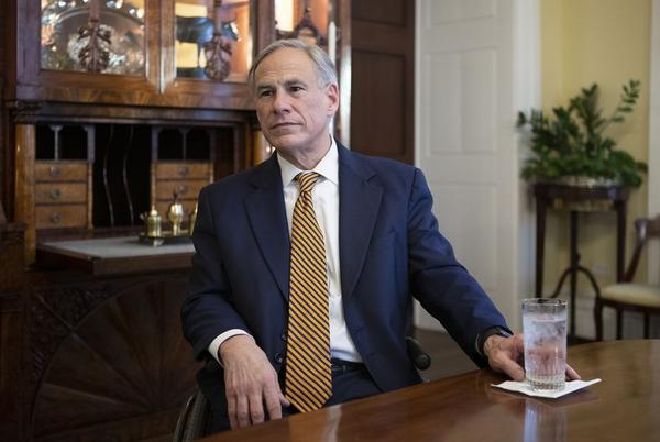 """Troops will """"provide assistance at temporary holding facilities"""" in the Rio Grande Valley and El Paso and help at ports of entry, Gov. Greg Abbott said at a news conference Friday."""