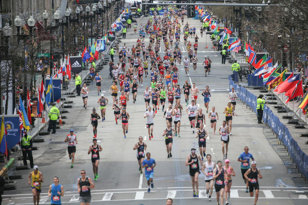 Researchers studied the gut microbes of runners from the Boston Marathon, isolating one strain of bacteria that may boost athletic performance.