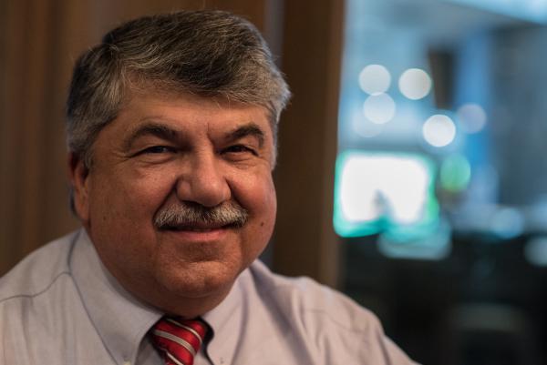 AFL-CIO President Rich Trumka