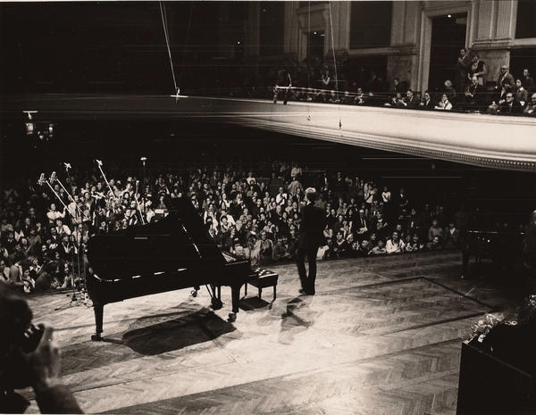 1980 Chopin competition in Warsaw