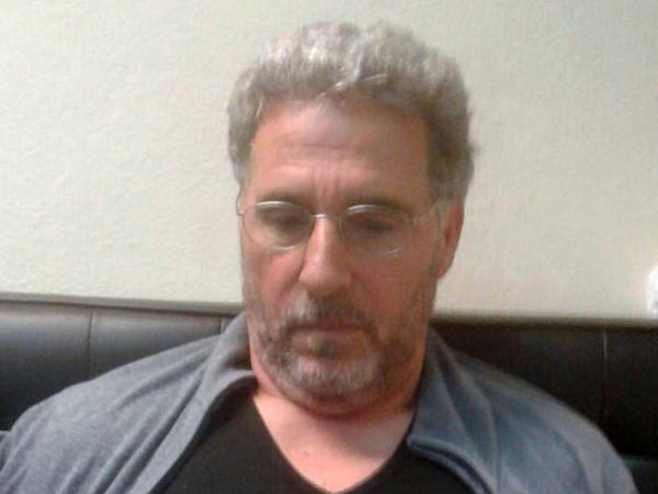 Rocco Morabito, pictured after his arrest in 2017, escaped from the Uruguayan prison where he was awaiting extradition to Italy.