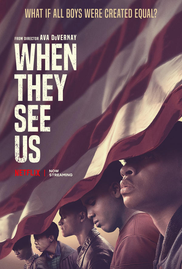 Ava DuVernay's 'When They See Us' is now one of the most-watched shows on Netflix.
