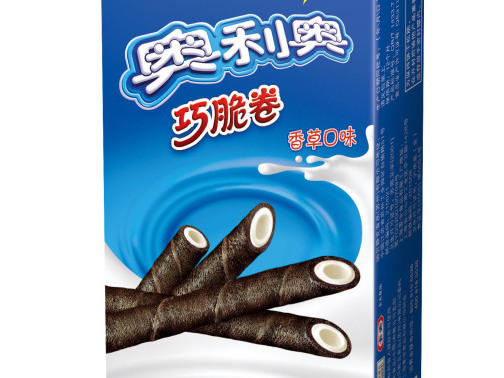 Kraft Foods has reinvented the Oreo for Chinese consumers. Its latest offering in China: straw-shaped wafers with vanilla-flavored cream filling.