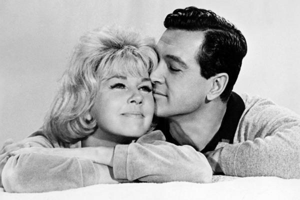 Day starred opposite Rock Hudson in several films, including 1959's <em>Pillow Talk</em>, 1964's <em>Send Me No Flowers </em>and<em> </em>1961's <em>Lover Come Back</em>.