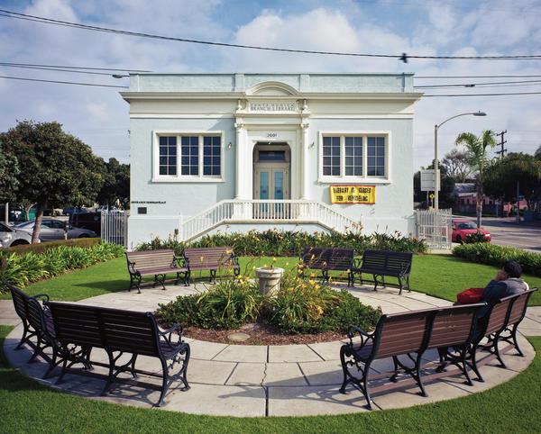 Ocean Park Branch Library in Santa Monica, Calif. (2011)